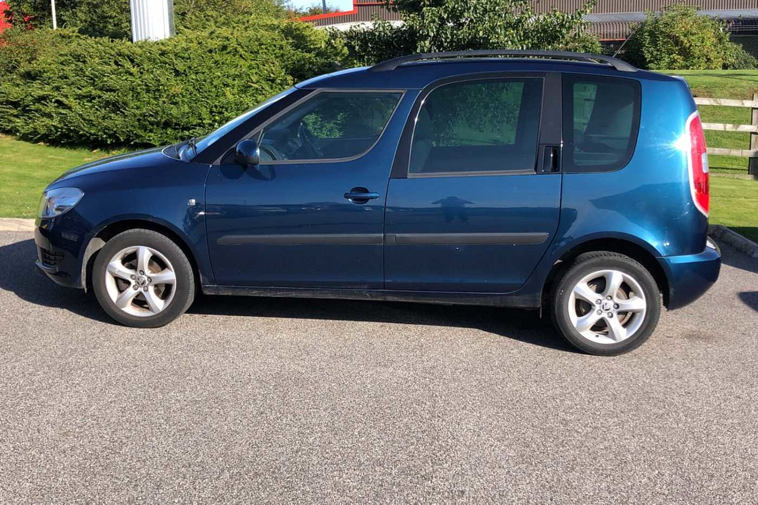 SKODA Roomster Estate 1.2 12V SE Plus 5dr